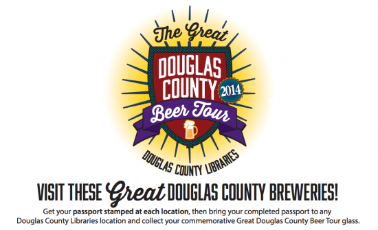 The Douglas County Libraries offer a beer tour.