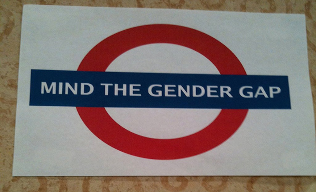 Image courtesy of Global.Gender.Current and published under Creative Commons license.