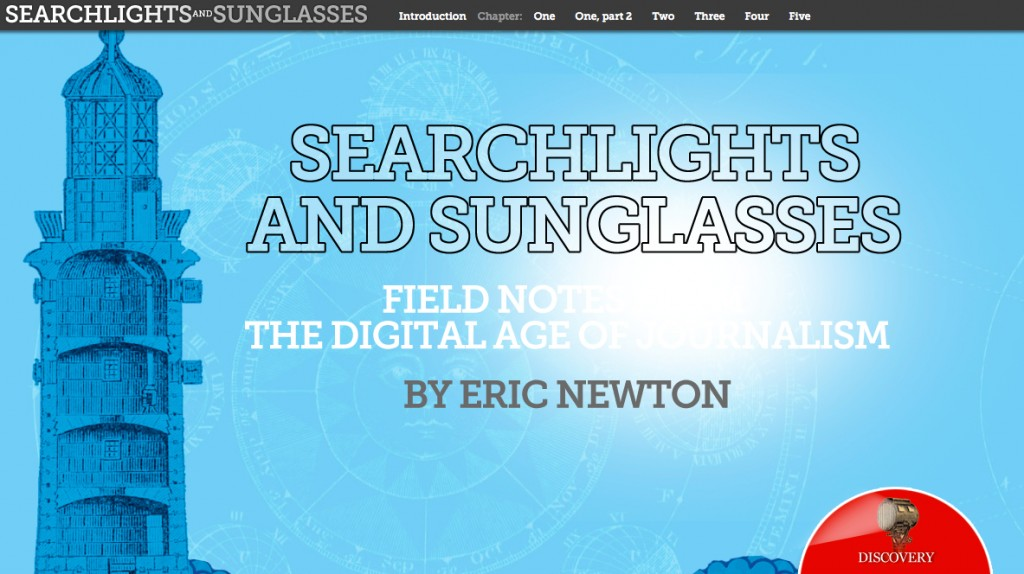 The 2014 update to Searchlights and Sunglasses continues to highlight media advances.