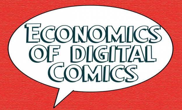 Economics of Digital Comics: A Book By Todd Allen