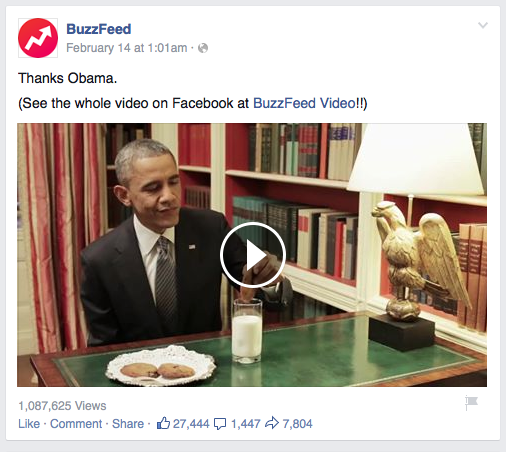 A case study of a viral sensation turns into an unexpected PR push