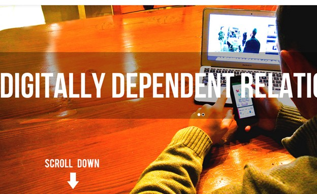 digitally dependent project