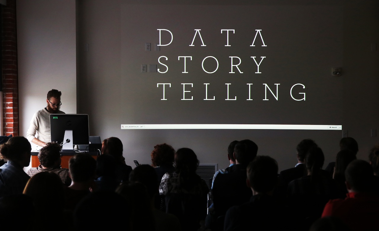 Storytelling with Data Build-a-thon | CSC Blog