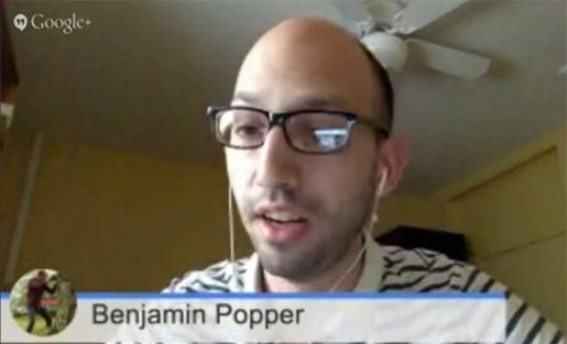 Ben Popper Cover