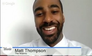 Matt Thompson appears on the Mediatwits podcast for May 28, 2015