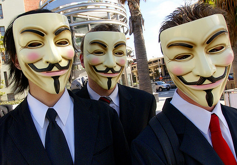 http://www.pbs.org/mediashift/guy_fawkes_masks_anonymous_flickrcc_bysklathill