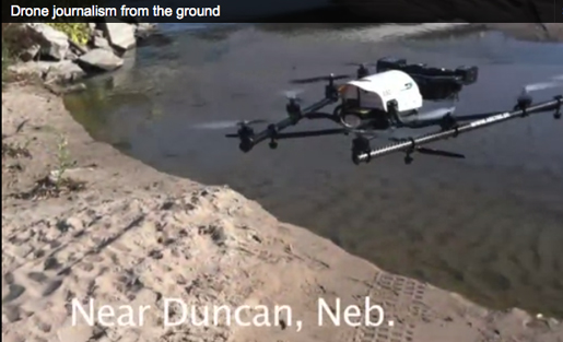http://www.pbs.org/mediashift/drone%20journalism%20lab%20nebraska