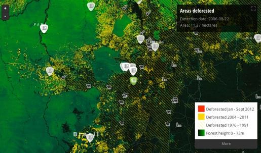 http://www.pbs.org/mediashift/deforestation