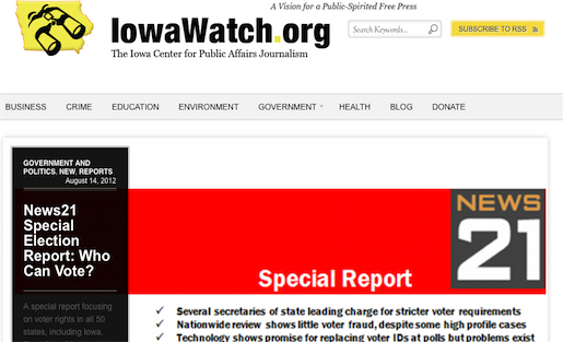 http://www.pbs.org/mediashift/iowawatch