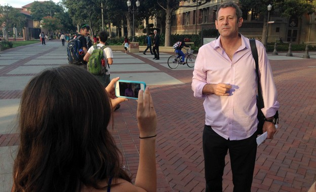 John Cyrus Smith demos a standup