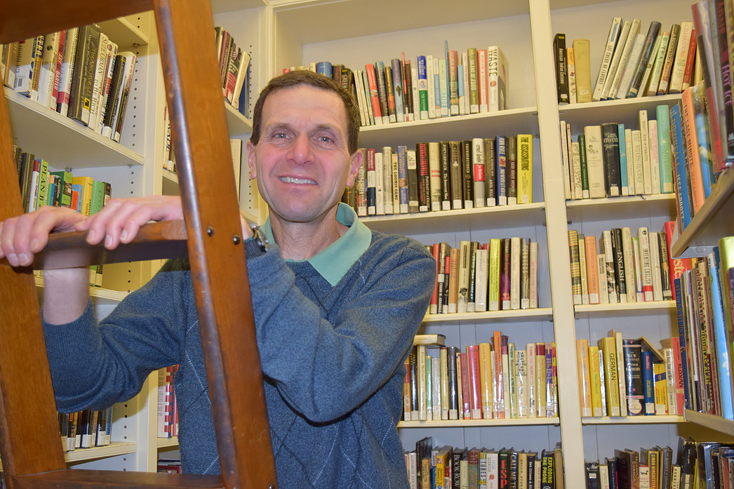 David Kent, Director, Village Library of Cooperstown