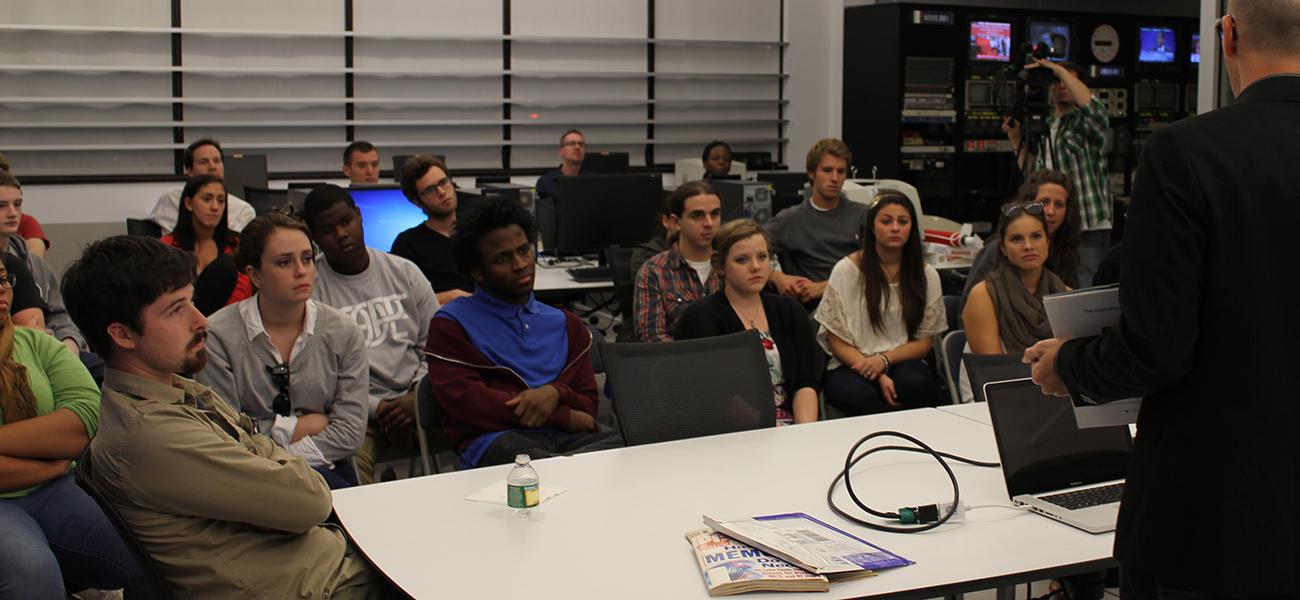Hofstra students